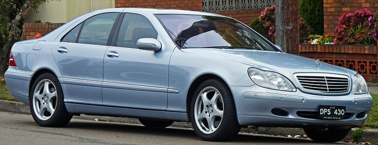 Sクラス W220 : /images/car/109.jpg