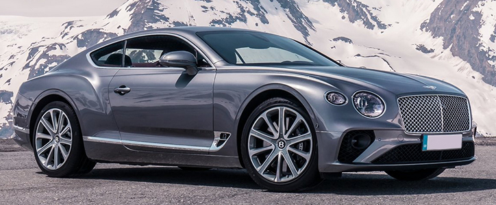 New Continental GT (新型コンチネンタルGT) : /images/car/312.jpg